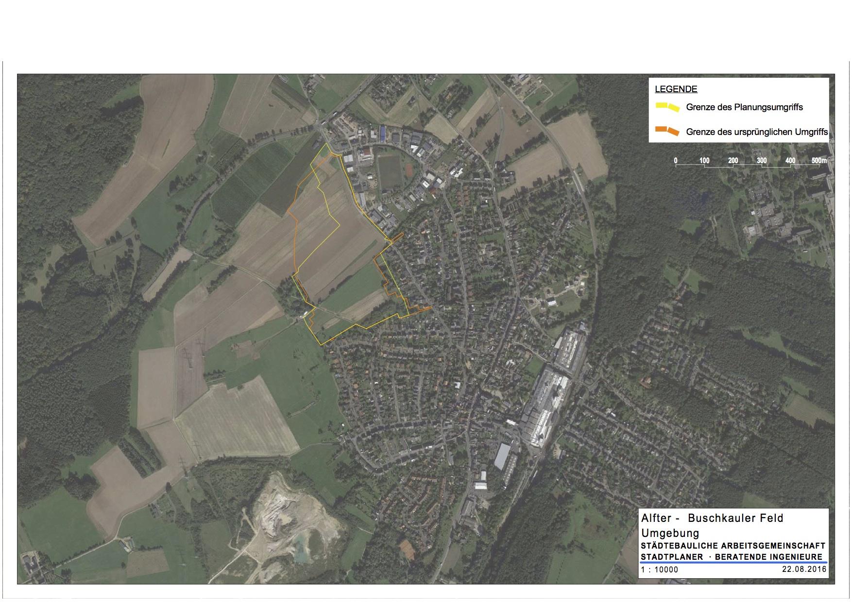 Planung Buschkauler Feld – Jetzt sind die Bürgerinnen und Bürger gefragt