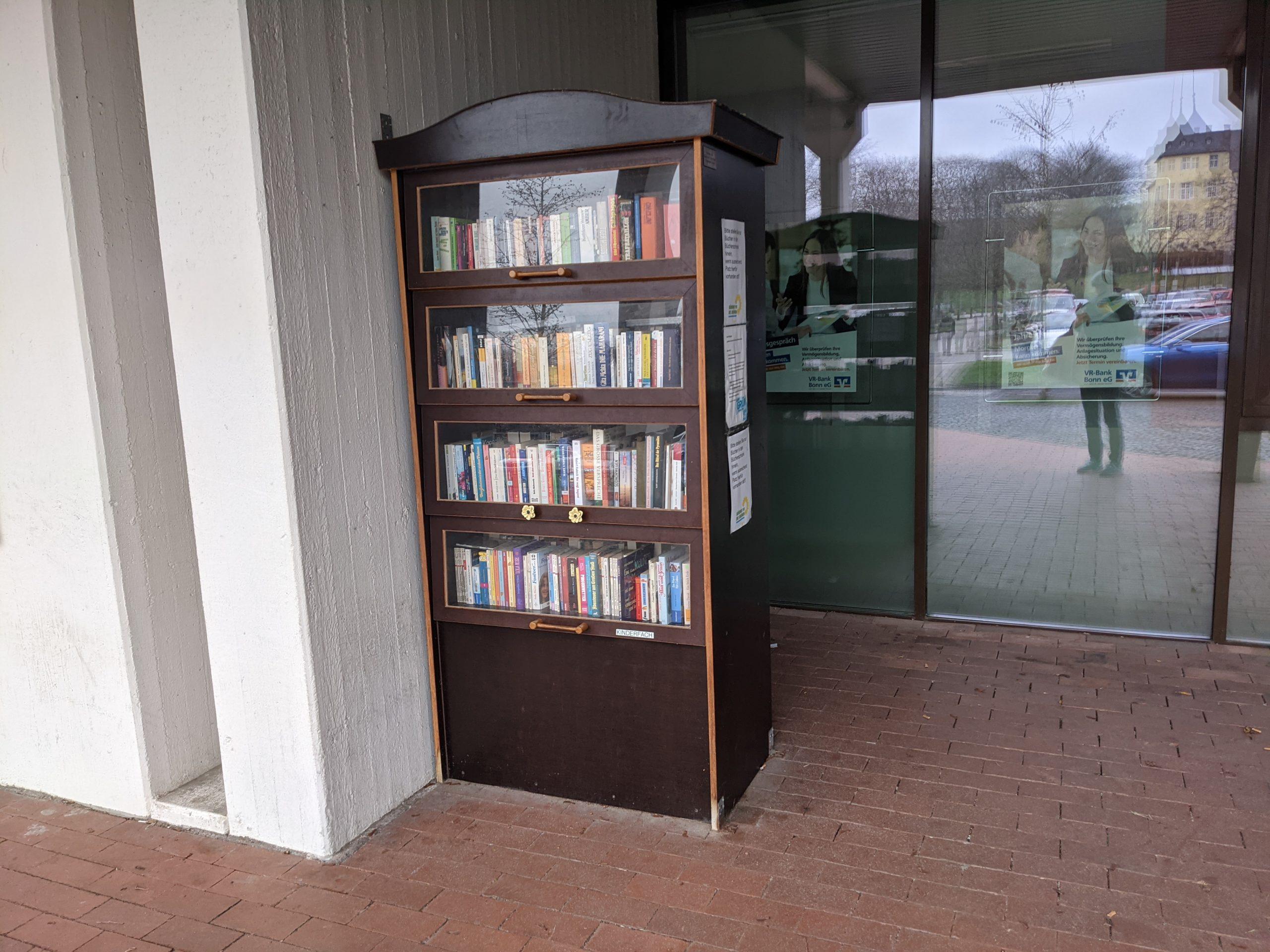 Bücherschrank am Herrenwingert – Alfter-Ort