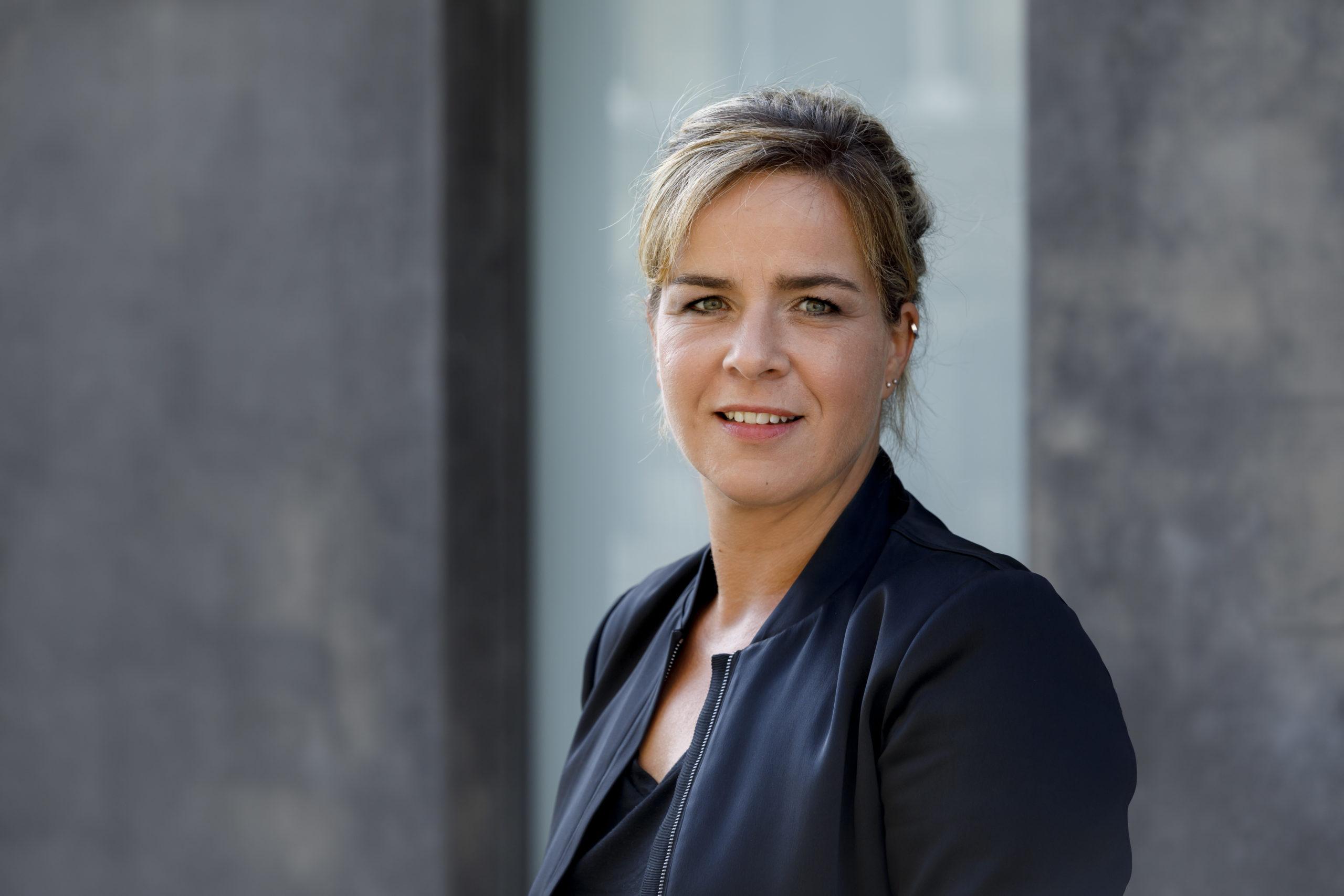 Grünen-Landesvorsitzende am 17.09.2021 in Alfter